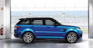 land rover sports car land rover range rover sport svr review carzone new car review