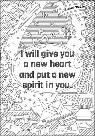 14 bible coloring pages plus 3 coloring journals