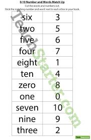 free worksheets number word worksheets free math worksheets