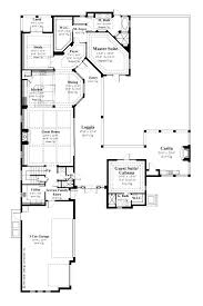 Home Floor Plans Mediterranean 75 Best Courtyard House Plans The Sater Design Collection Images