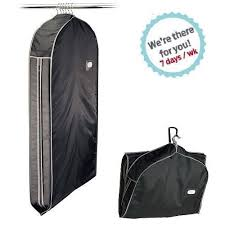 Suit travel garment bag dress storage clothes cover coat jacket
