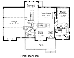 country style house plan 4 beds 2 5 baths 2326 sq ft plan 46
