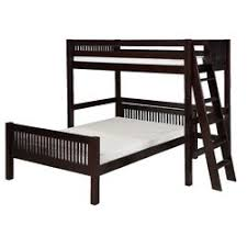 Viv Rae Isabelle Twin Over Full LShaped Bunk Bed  Reviews - L bunk bed