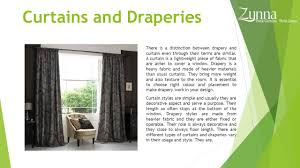 types of curtains and draperies contemporary curtains youtube