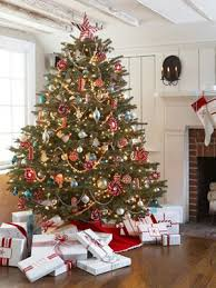 Elegant Red And White Christmas Decorations by 106 Best Christmas Trees Images On Pinterest Christmas Time