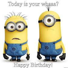 Minions Birthday Meme - happy birthday minions free large images