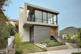 New Build Homes Interior Design 12 Metal Clad Contemporary Homes Design Milk