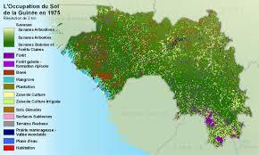 Dakar Senegal Map Land Cover Applications And Global Change