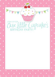 2nd Birthday Invitation Card Birthday Invitation Card Template Free Birthday Invitations