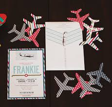 airplane themed birthday invitation image inspiration of cake