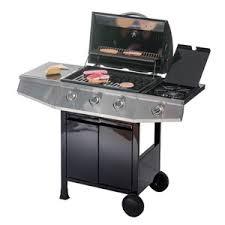 cuisiner avec barbecue a gaz barbecues et cuisine d extérieur moneden fr jardinerie en ligne