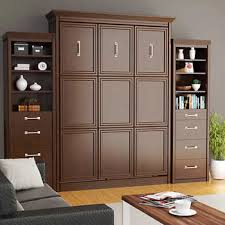 Bookcase Murphy Bed Wall Beds Costco