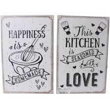 tableau pour cuisine tableau décoratif en bois blanc pour cuisine esprit