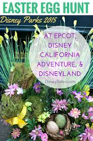 Disney California Adventure Map Disney Sisters Egg Hunt At Disneyland California Adventure And