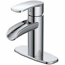 Water Ridge Faucets Replacement Parts Waterridge Adra Waterfall Bathroom Faucet