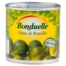 comment cuisiner des choux de bruxelles en boite legumes en conserve tous les fournisseurs