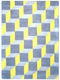 Yellow And Gray Outdoor Rug Teal And Yellow Rug Maslinovoulje Me