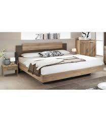 chambre 160x200 lit bambou 160x200 tidy home