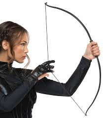 katniss costume rubie s official katniss bow the hunger costume one