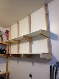 garage shelf designs cabinets cool garage storage ideas with garage shelf designs cabinets cool garage storage ideas with wooden platform small