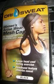 dri sweat headband free active wear mesh cap dri sweat other sporting goods