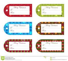 christmas gift tags royalty free stock photo image 16268435