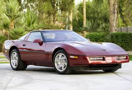how much is a 1990 corvette worth 1990 chevrolet corvette zr1 coupe c4 specifications photo