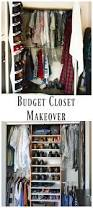 How To Make The Most Out Of A Small Bedroom Budget Closet Makeover I Am A Homemaker