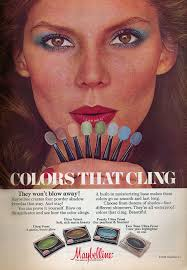 Makeup Artist Handbook Maybelline Colours 1978 Hair And Makeup Artist Handbook
