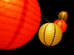 lantern new year 8 new year and gold paper lantern string light combo