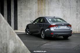 lexus za 20 tys lexus is 200t f sport auto test autowizja pl motoryzacja