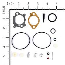 amazon com briggs u0026 stratton 498260 carburetor overhaul kit