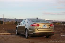 review 2013 ford fusion se 1 6l ecoboost video the truth