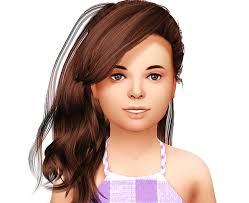 childs hairstyles sims 4 my sims 4 blog hair conversions for kids by simiracle