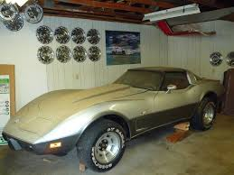 25th anniversary corvette value barn find this 1978 silver anniversary corvette has 4 1