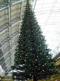 giant lego christmas tree at st pancras station london videos