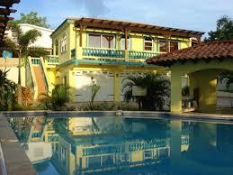 rincon rentals beachfront pool and rental villa playa