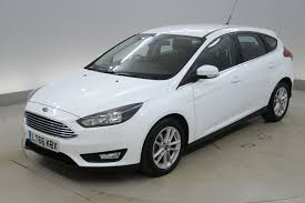 used ford focus 1 5 for sale motors co uk