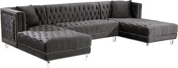 Sofa Sectional Leather Modern Sectional Sofas At Contemporary Furniture Warehouse Sale