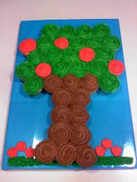 Best Pull Apart Cupcakes Images On Pinterest Cupcake Cakes - Pull apart cupcake designs