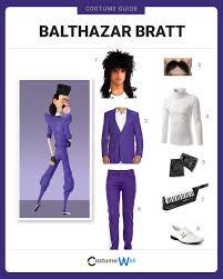 dress like balthazar bratt costume halloween and cosplay guides