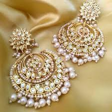 design of earrings best 25 indian earrings ideas on indian jewelry
