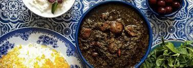 recette cuisine iranienne cuisine du monde la cuisine iranienne et la recette du ghormeh sabzi