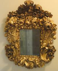 Mirrors On The Wall by 18th Century Mirror Via Antique Style Mirror Mirror On The Wall