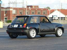 renault 5 turbo original renault 5 turbo fetches 72 000 on ebay