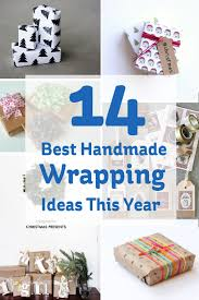 the 14 best handmade wrapping ideas this year hobbycraft blog