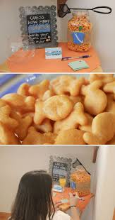 Halloween Baby Shower Food Top 25 Best Baby Goldfish Ideas On Pinterest Goldfish Crackers