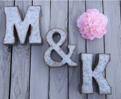 metal letters wall decor wall metal letter galvanized metal letters small metal letters rustic decor rustic letter