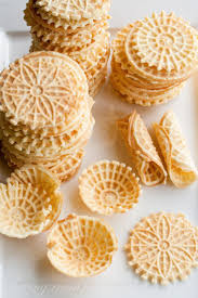 pizzelle a light lovely italian cookie flavored with anise pw