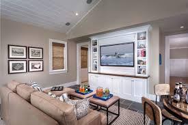 Custom Built Entertainment Center Ideas Family Room Beach Style - Family room entertainment center ideas